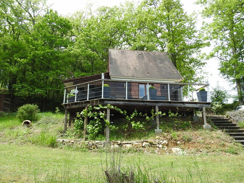 Le Chalet, holiday rental in Campagnac-les-Quercy