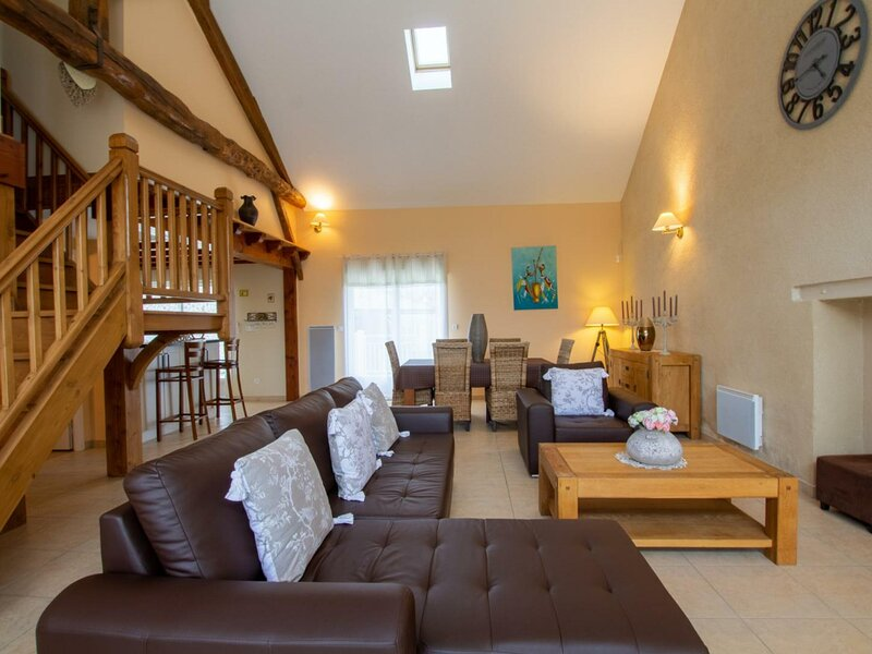 La Jarthe, holiday rental in Saint-Nexans