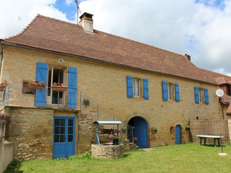 La Palue, casa vacanza a Sainte-Trie
