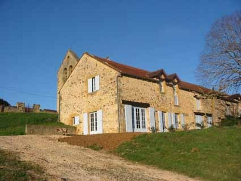 Le Bourg, holiday rental in Sainte Croix