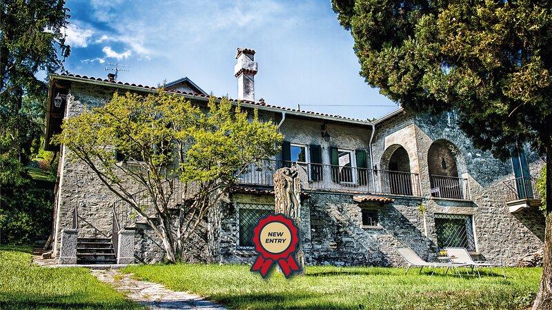 Villa delle Fiabe, Ferienwohnung in Ossuccio