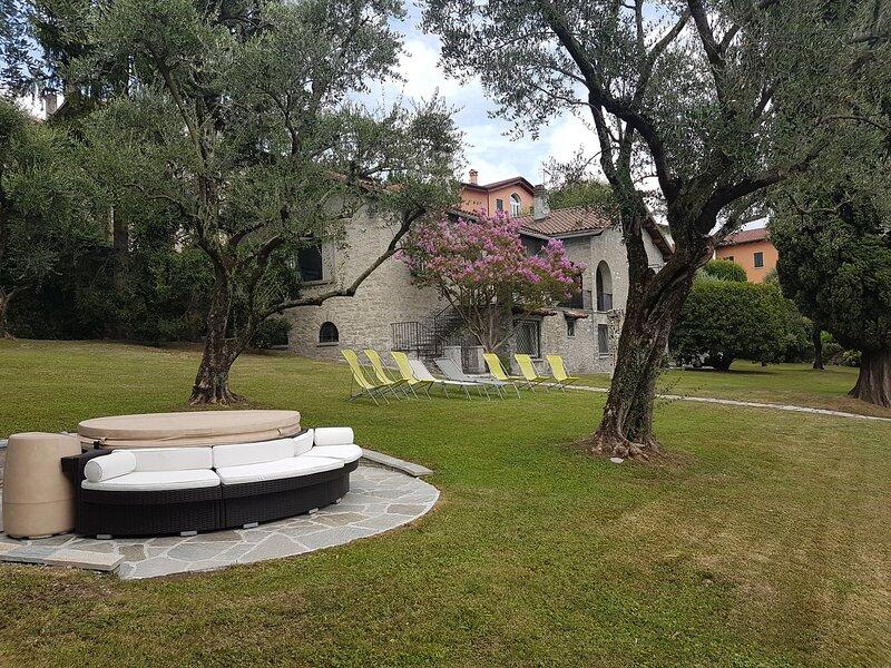 Villa delle Fiabe, alquiler vacacional en Ossuccio