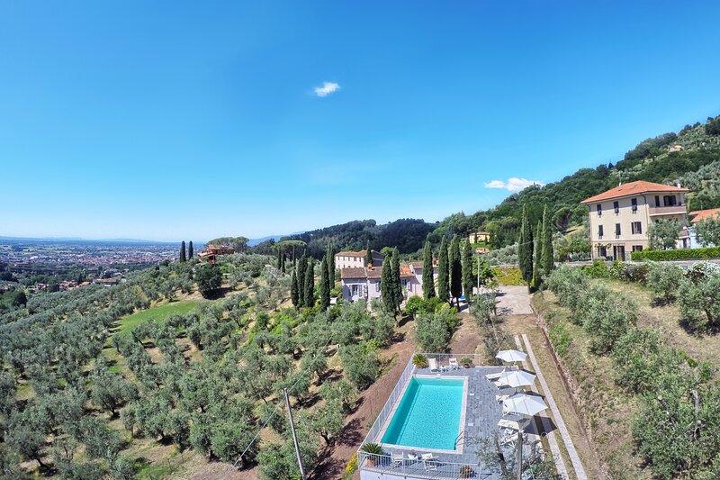 Villa Cielo Blu, vacation rental in Nievole
