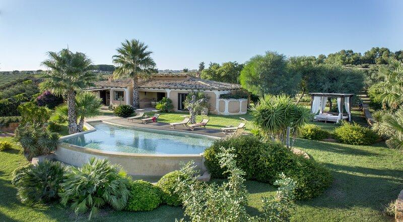 Villa Delle Palme, vacation rental in Campobello di Mazara