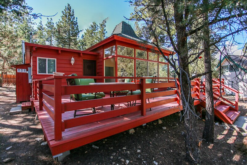 Redwood Elegance, holiday rental in Sugarloaf