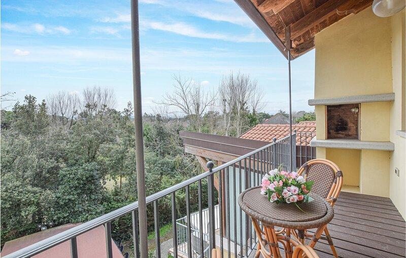 Beautiful apartment in Albarella with  (IVK633), vacation rental in Porto Levante