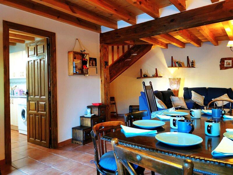 Casa rural alquiler completo, vakantiewoning in Riaza