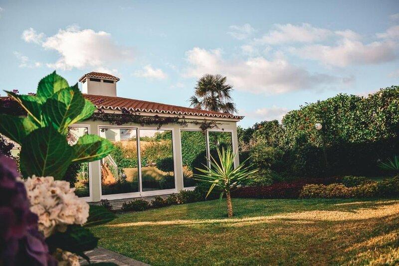 Casa da Ribeira Cottage Garden Suite, Ferienwohnung in Rabo de Peixe
