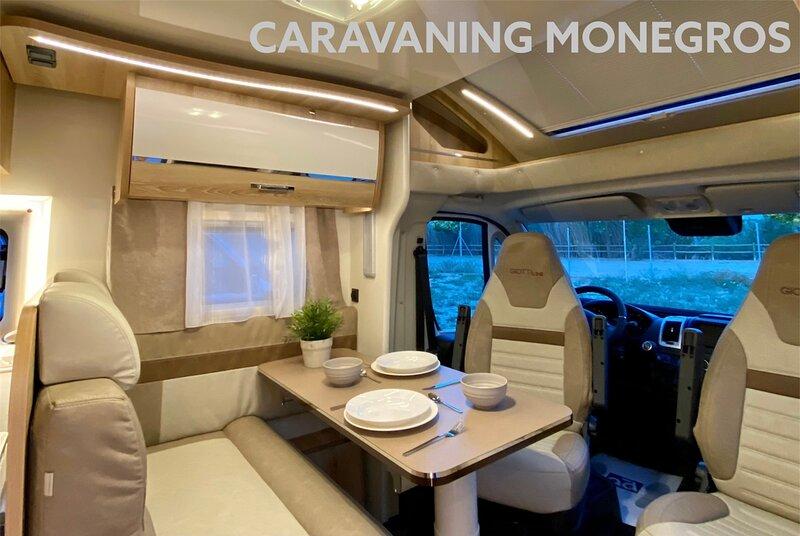 Alquiler Autocaravana, holiday rental in Salillas