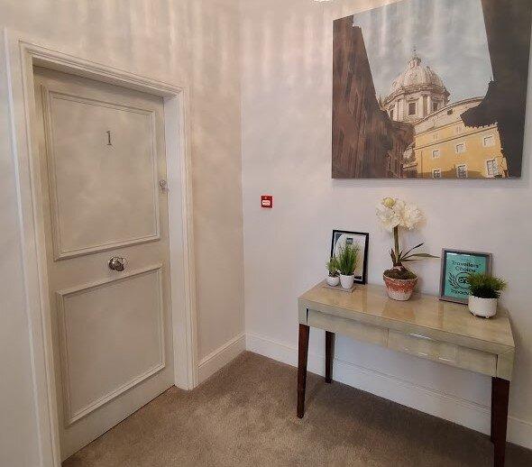 Beautiful Apartment 1 - spacious ground floor, location de vacances à Lytham