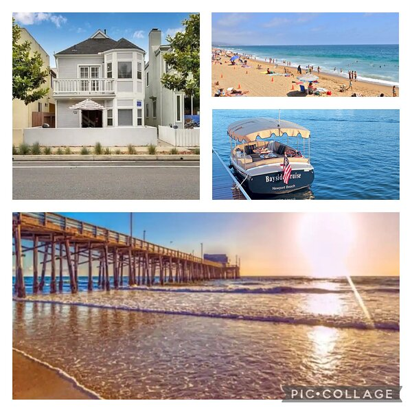 Newport Beach Escape - Balboa Peninsula & Balboa Beach, location de vacances à Balboa Island