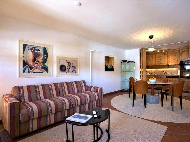 Chesa Polaschin B - B6, vacation rental in Sils-Segl Maria