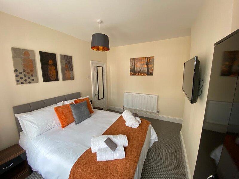 Swan Lodge Liverpool, casa vacanza a Kirkby