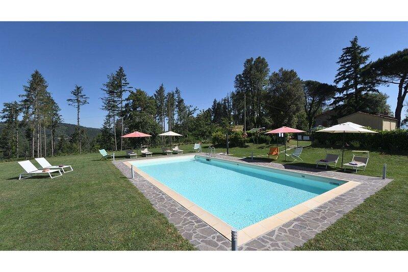 Podere Montelucci, vacation rental in Barbischio