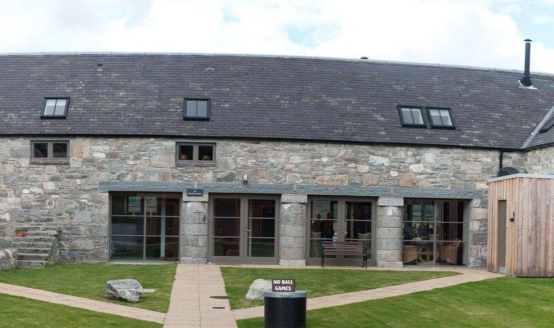 Hideaway Lodge, location de vacances à Kingussie