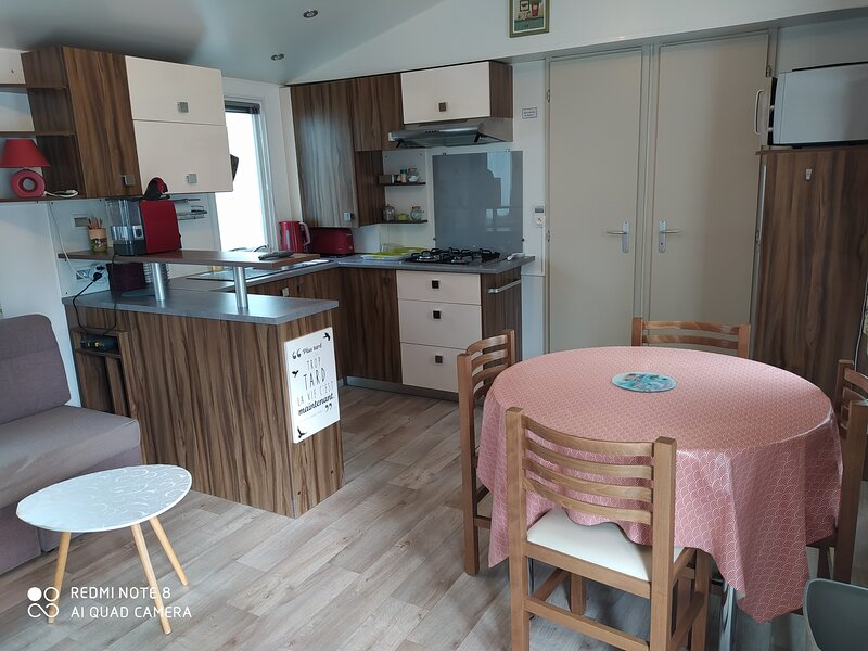 Mobil-home Saint Jean de Monts, vacation rental in Saint-Jean-de-Monts