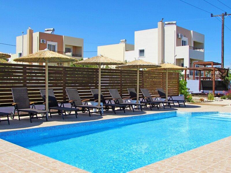 Ledras Villas, vacation rental in Gennadi
