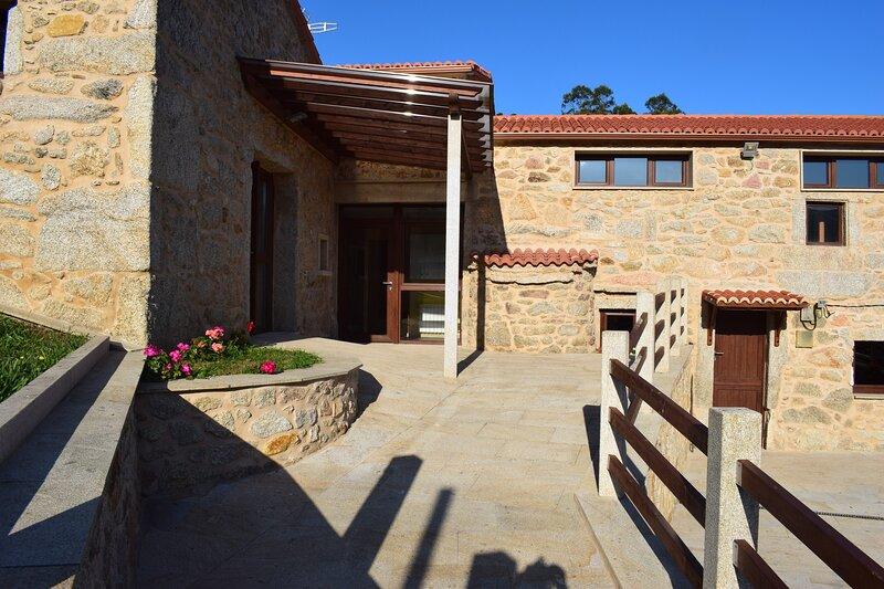 Albergue Casa Crego, holiday rental in Mazaricos