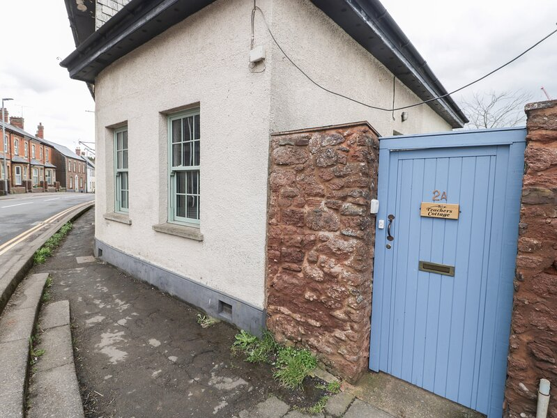 Teacher's Cottage, Wiveliscombe, holiday rental in Cotford St Luke