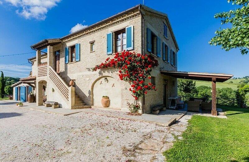 La Fattoria Di Nonna Elvira, holiday rental in Monte Porzio