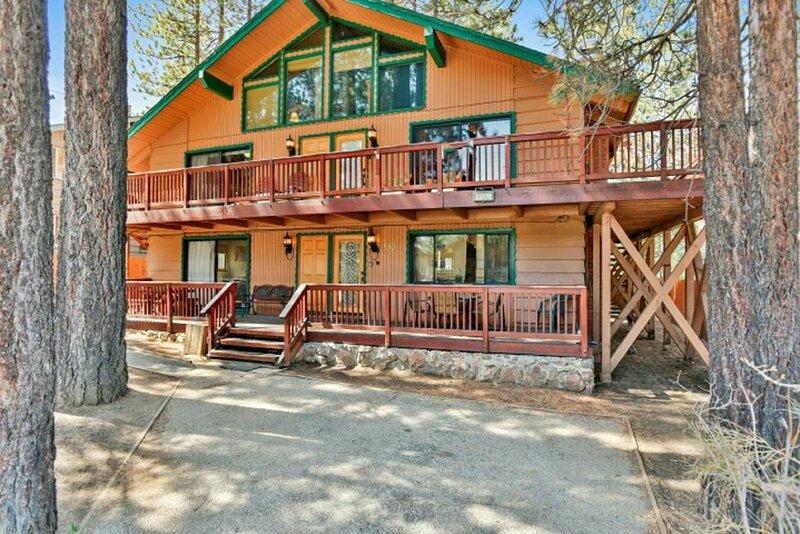 Summit Escape Lodge, holiday rental in Big Bear Lake