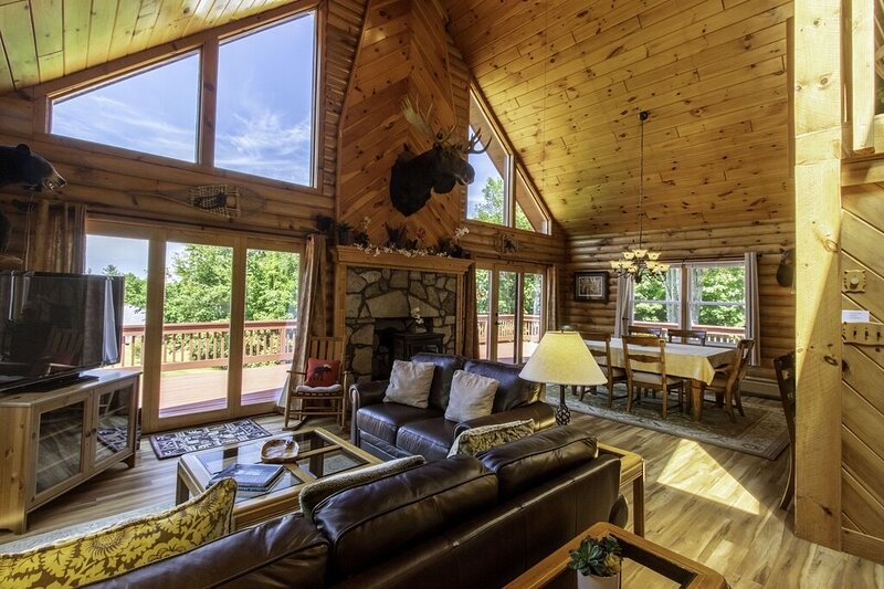 **Spectacular Green Mtn Natl Forest Retreat **, holiday rental in West Pawlet