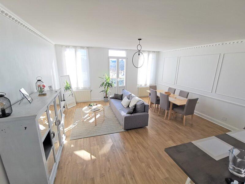 Duplex hypercentre Porte Mars, holiday rental in Jonchery-sur-Vesle