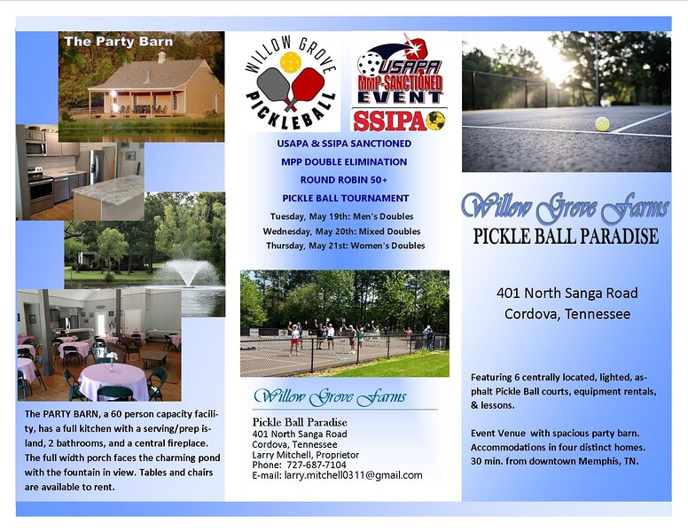 Pickleball 389, holiday rental in Cordova