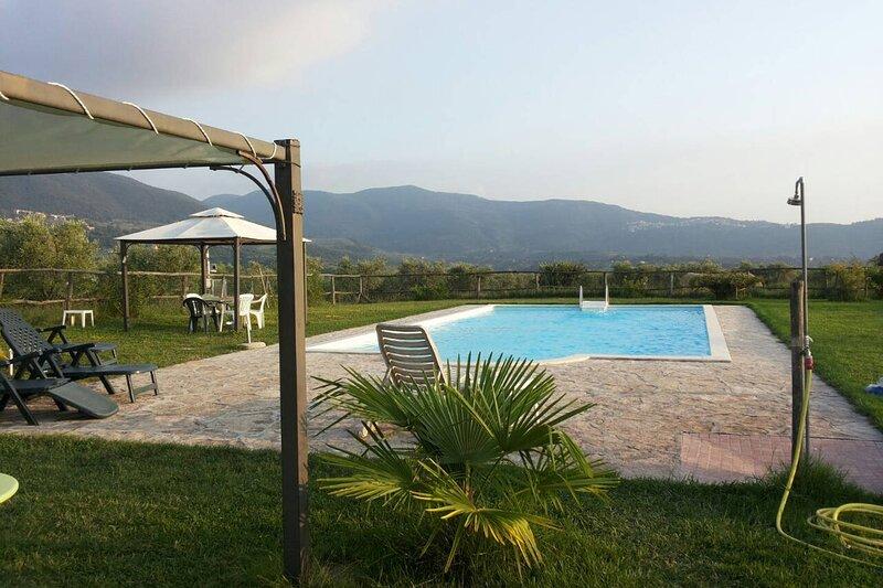 Casale Ferronio 'Le Palme', alquiler vacacional en Monteleone Sabino