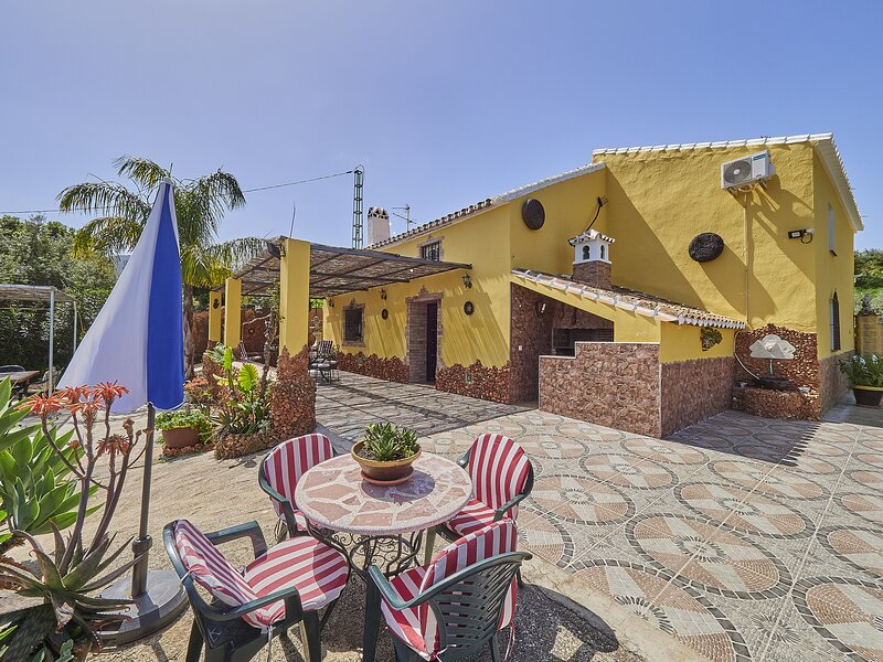 Cubo's Casa Rural El Cortijillo de las Barrancas, location de vacances à Alhaurin de la Torre