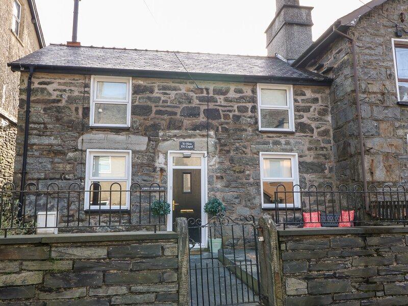 4 Dwyryd Terrace, Blaenau Ffestiniog, holiday rental in Rhiwbryfdir