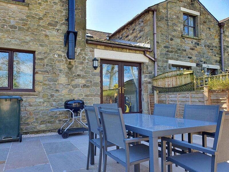 10 Flying Horse Shoes Cottage, Clapham, location de vacances à Clapham