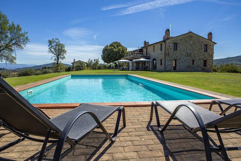 Cascina Del Benestare, location de vacances à Mercatello