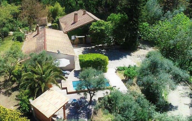 La Maison du Soleil Provence, holiday rental in Figanieres