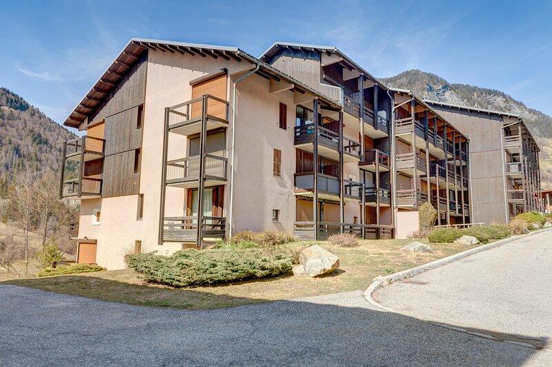 Le Calao - appartement au Val d'Arly, aluguéis de temporada em Saint-Nicolas-la-Chapelle