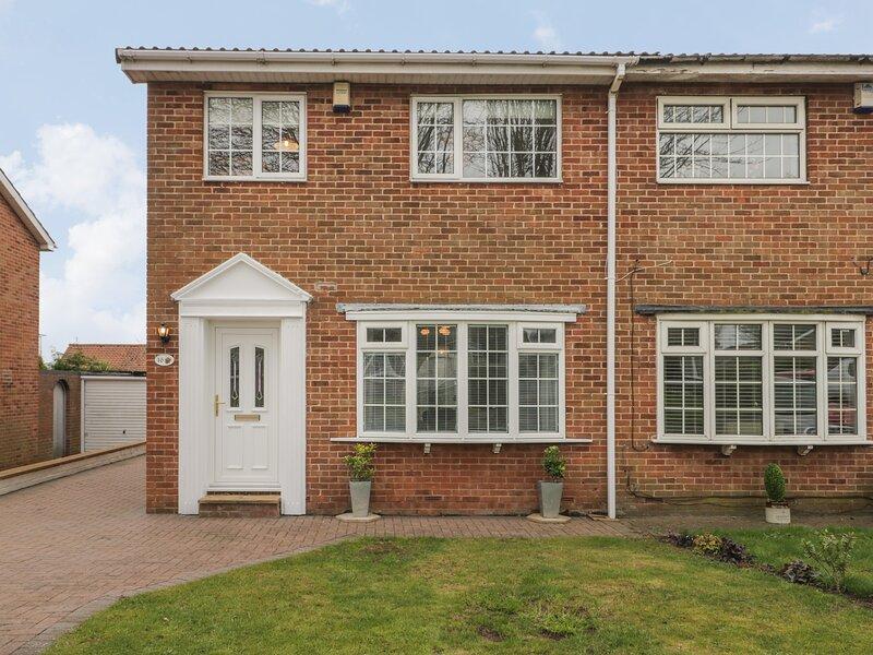 16 Darwin Road, Bridlington, location de vacances à Sewerby