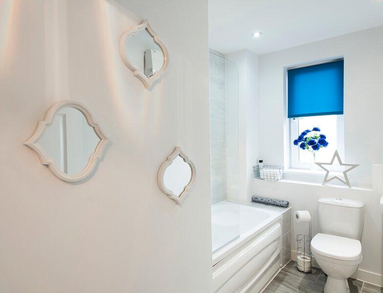 Inviting 1-Bed Apartment in Liverpool, alquiler de vacaciones en New Brighton