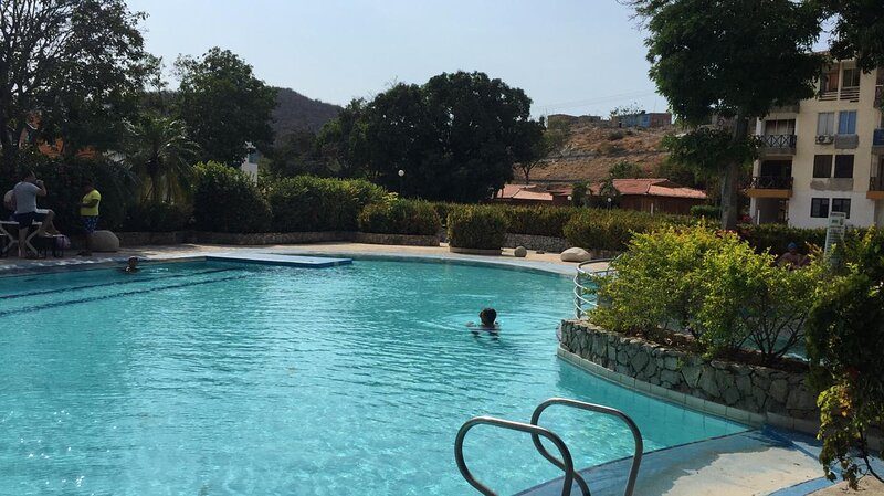 Hermosa Cabaña 100% Dotada, holiday rental in Cienaga