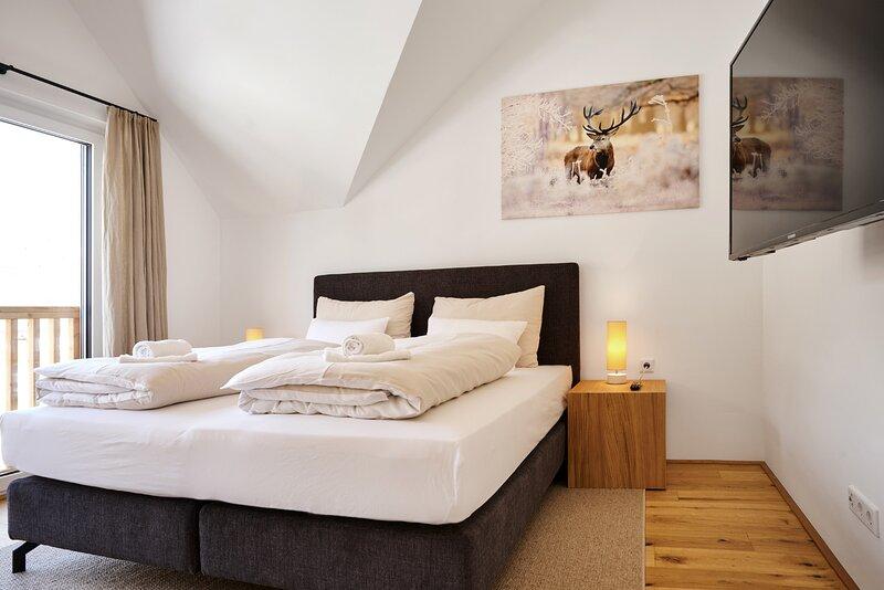 Alm Lodge A13, alquiler vacacional en Tauplitz