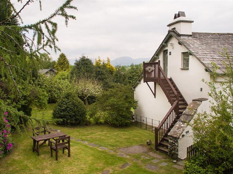 HAWKSHEAD HIDEAWAY, 1 Bedroom(s), Hawkshead, holiday rental in Satterthwaite