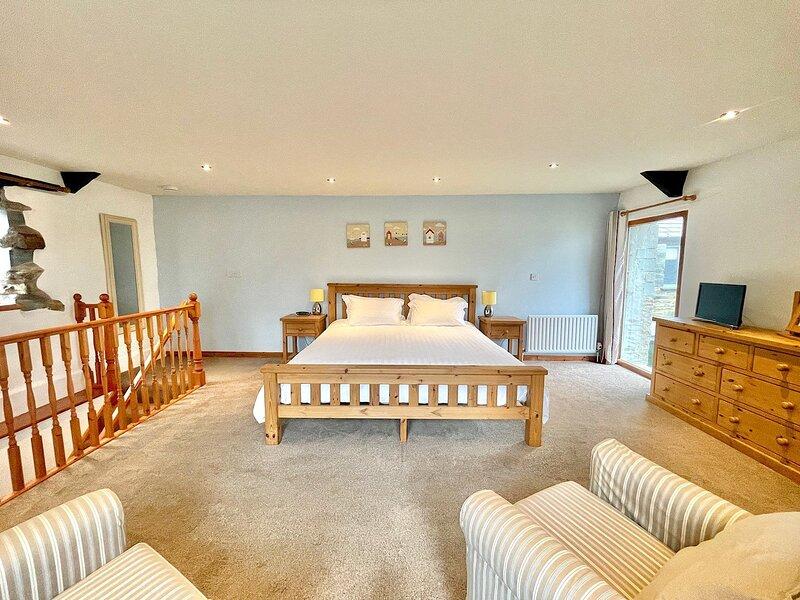 Darzona, holiday rental in Crackington Haven