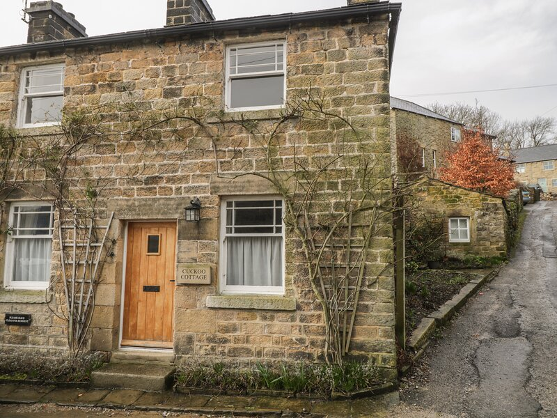 Cuckoo Cottage, Pateley Bridge, holiday rental in Summerbridge