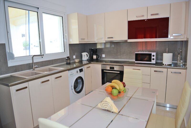 Comfortable appartment newly-built with sea view, holiday rental in Asgourou
