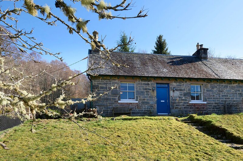Clamhan Cottage, holiday rental in Cannich