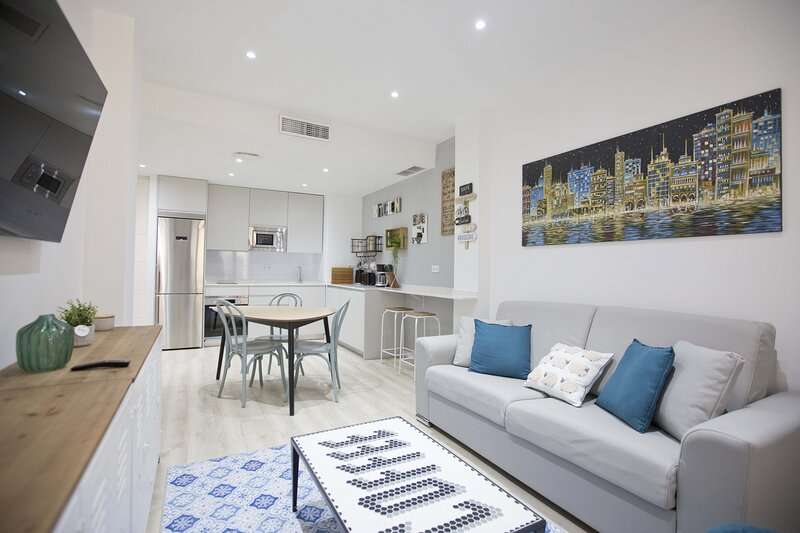 Magdalena apartment in Ministriles Art, holiday rental in Madrid