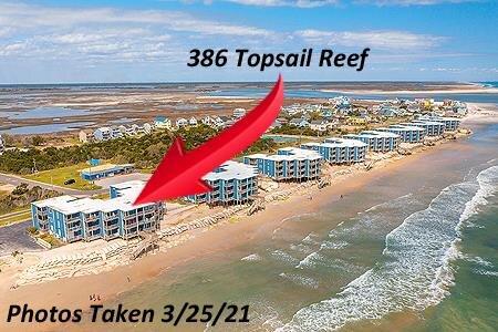Topsail Reef 386 - BLD 8, alquiler de vacaciones en Topsail Island