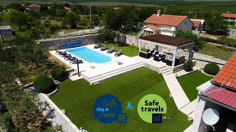 Villa Elder, vacation rental in Benkovac