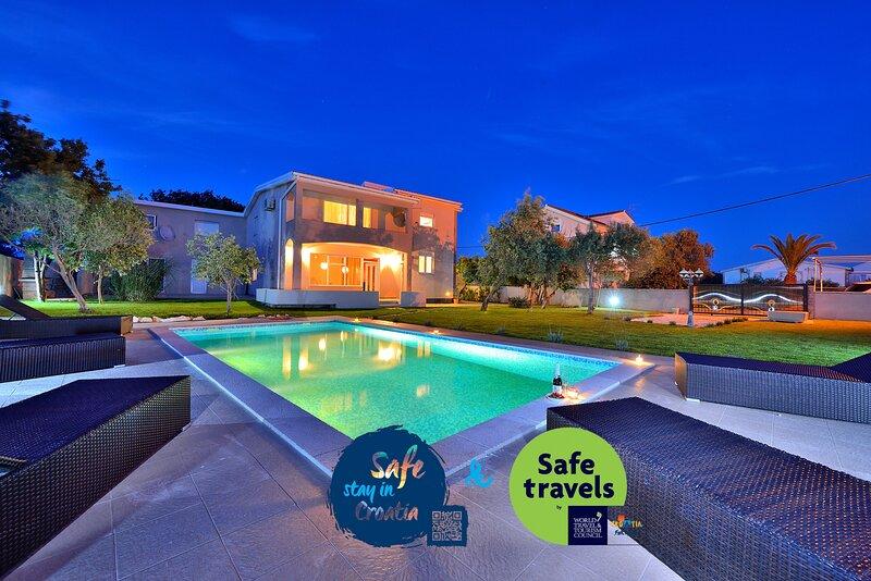 Villa Fresia, aluguéis de temporada em Vir
