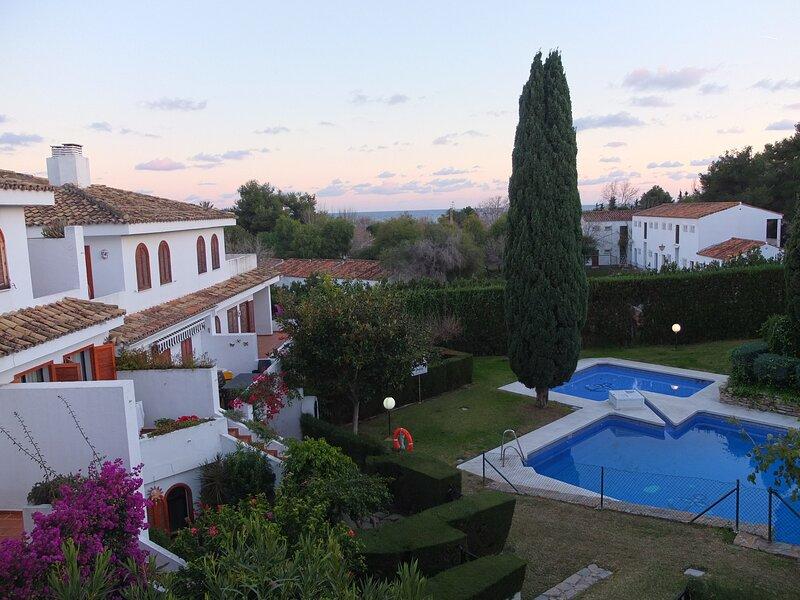 CASA DE VACACIONES EN LA PLAYA, holiday rental in Urb. Villas de Costalita