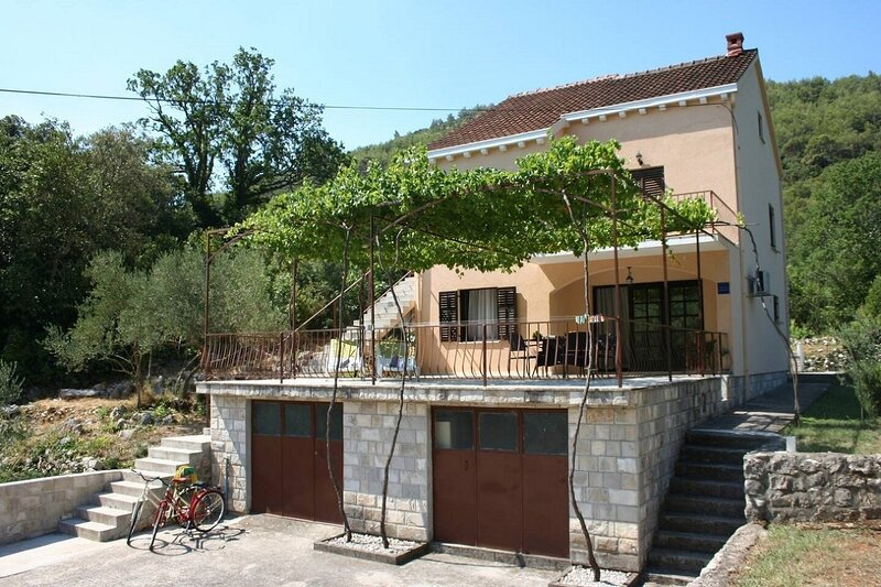 Marin - 40 m from sea: A1(4+2) - Ston, vakantiewoning in Broce